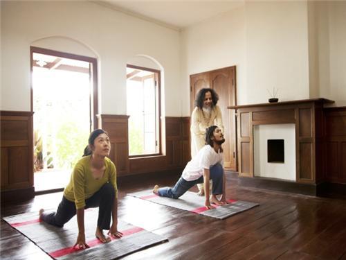Yoga in Ooty