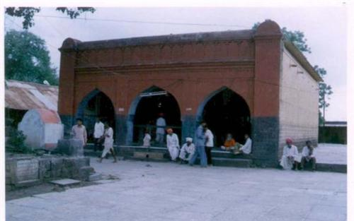 Saint Goroba Kaka Temple