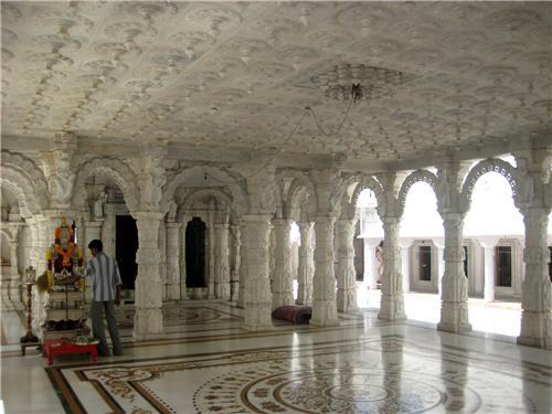 Jain Temple in Pali