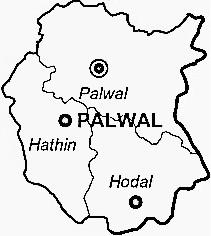 Administration of Palwal
