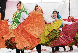 Local Dance forms in Palwal
