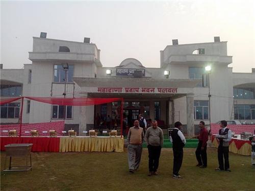 Maharana Pratap Bhawan in Palwal