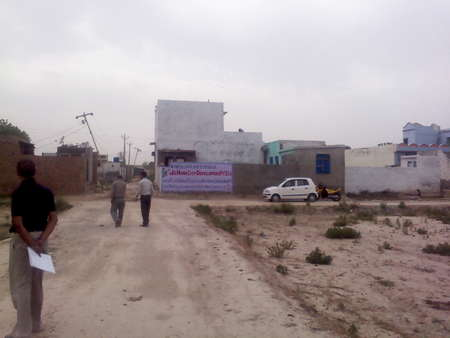 Full scale development in Palwal