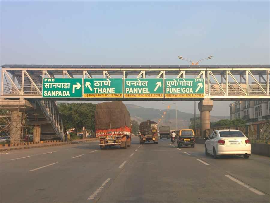 Transport in Panvel