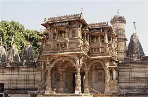 Jain Temples in Patan