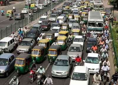transport in Patan