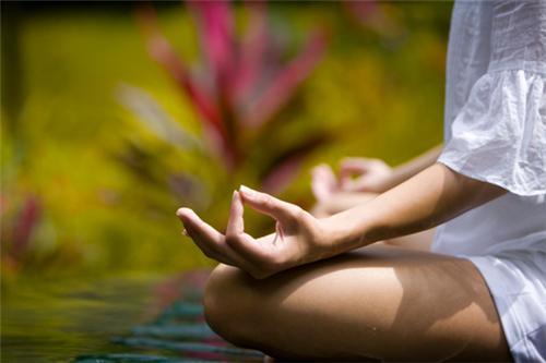 Meditation in Patan