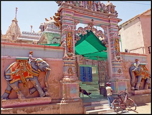 Religious Spots in Patan