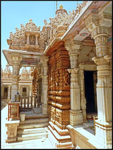 Temples in Patan