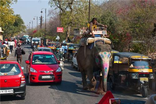 Roadways in Patan