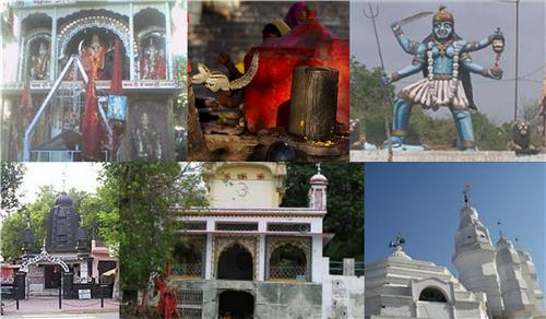 Temples in Pathankot