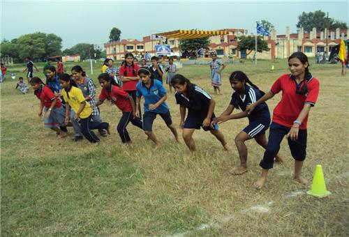 A Game of Kabadi in Progress