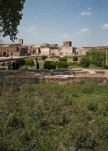 Shahpurkandi Fort in Pathankot