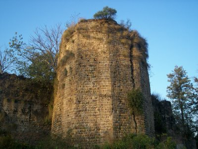 A Wtach Tower in Ruin
