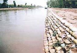 Upper Bari Doab Canal