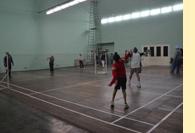 Badminton Court (Source:https://gymkhanaclubpatiala.com/facilities.html)
