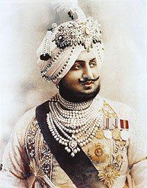 Maharaja Bhupinder Singh