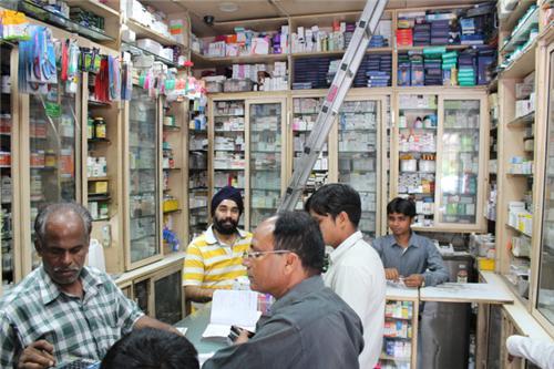 Chemist Shops in Patiala