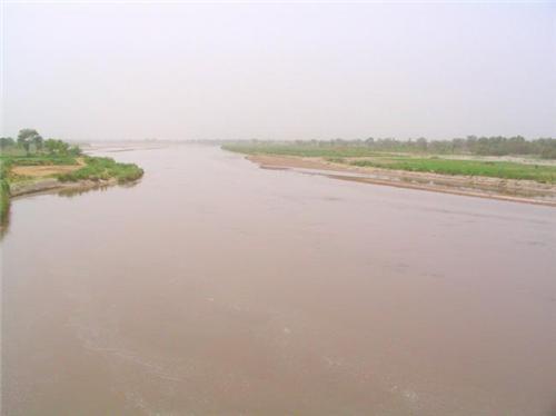 Ghaggar River