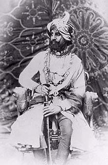 Maharaja Narendra Singh