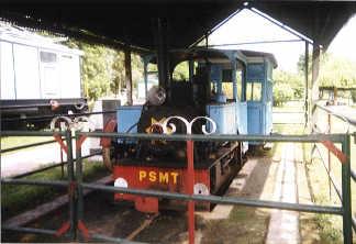 Patiala State Monorail Tramways