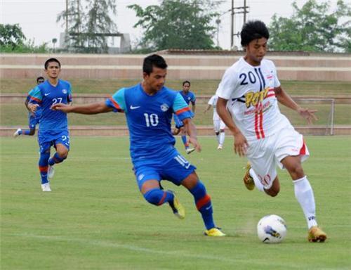 Football in Patna