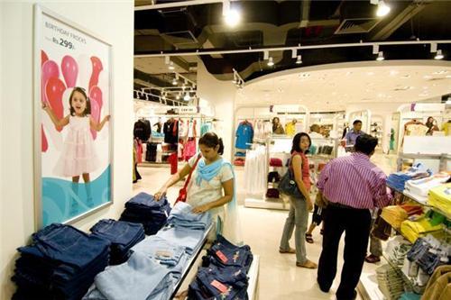 Apparel Showrooms in Patna