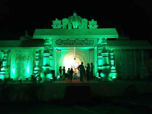 Pictures of Ganeshotsav 2017