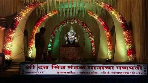 Ganeshotsav Pandals in Pimpri Chinchwad