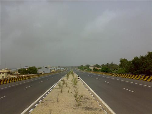 Highways in Porbandar