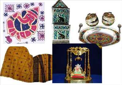 Art and Handicraft in Porbandar