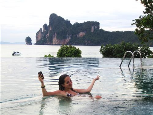 Solo woman traveling to Andaman