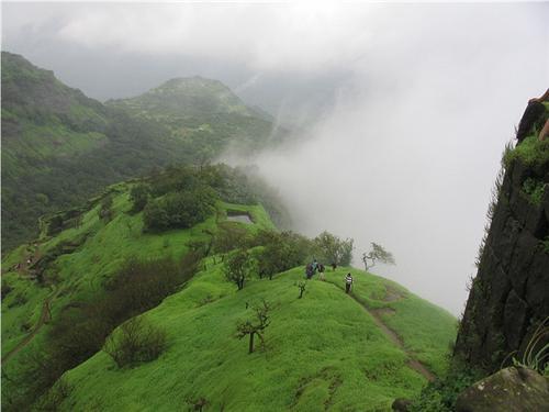 Monsoon in Pune Maharashtra