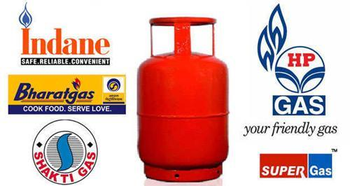 Gas agencies in Puri