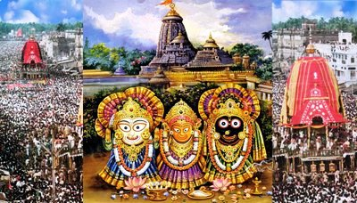 Festivals in Jagannath Temple