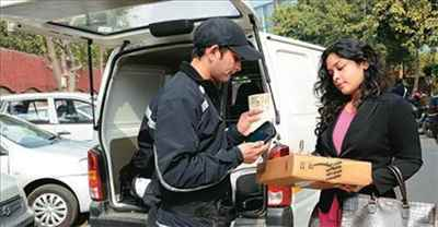 Courier Services in Puri