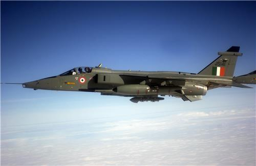 Indian Air Force Operates from Purnia Airport