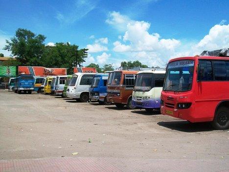 Transport in Purulia