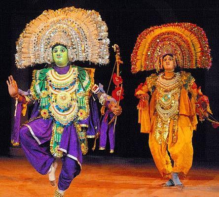 Dance in Purulia