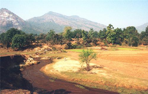Geography of Purulia