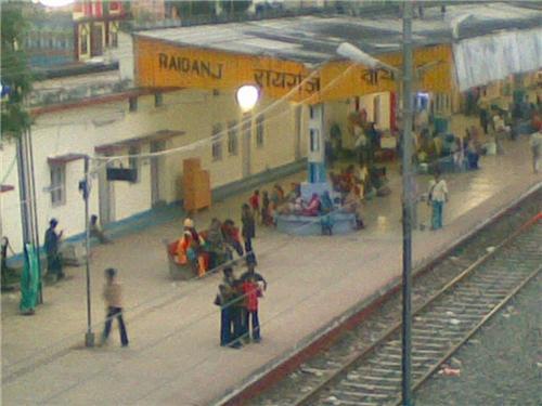 Railway Services in Raiganj