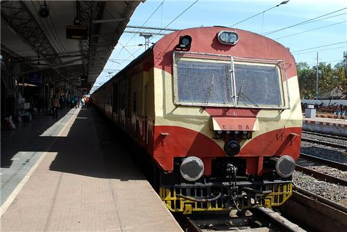 Railway Station in Raigarh