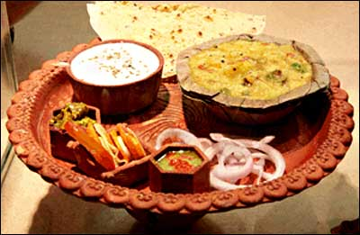 Foods in Raipur