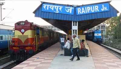 Transport in Raipur