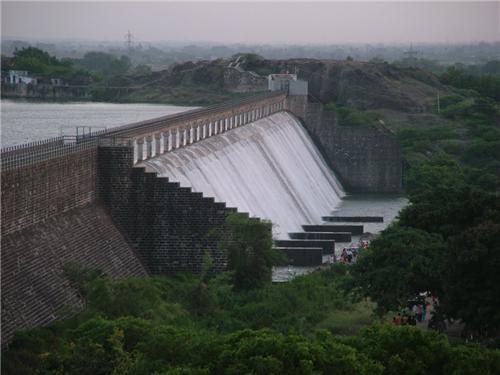 How to reach Aji Dam Garden in Rajkot