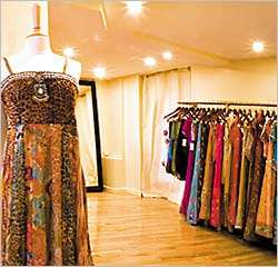 Location of Boutiques in Rajkot