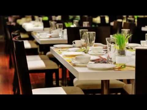 Dining Facility at The Fern Residency in Rajkot