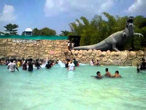 Facilites and activities at Krishna Water Park in Rajkot