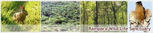 Rampara Wildlife Sanctuary in Rajkot