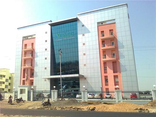 Famous Sterling Hospital in Rajkot